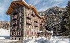 Hotel Monte Cervino - Itálie, Valle d´Aosta