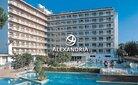 Hotel President - Španělsko, Calella