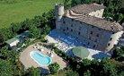 Hotel Castello di Baccaresca - Itálie, Umbria