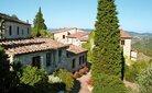Hotel Il Borgo Di Vescine - Itálie, Toskánsko