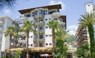 Kleopatra Ada Beach Hotel - Turecko, Alanya