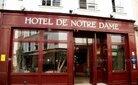 Hotel Notre Dame Saint Michel - Francie, Paříž