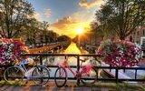 Víkend v Amsterdamu