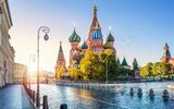 Moskva a Petrohrad 2021