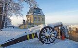 Advent v Saském Švýcarsku - pevnosti Königstein, Bastei