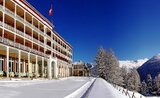 Horský hotel Schatzalp Snow
