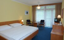 Hotel Harmonie - Luhačovice, Česká republika