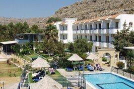 Hotel Ilyssion - Řecko, Lardos