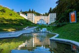 Hotel Zdraviliški Dvor