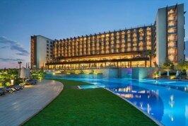 Concorde Luxury Resort - Kypr, Bafra