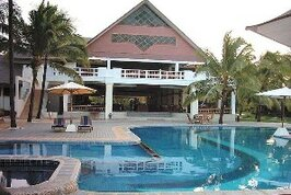 Hotel Sunny Paradise Resort - Myanmar, Ngwe Saung