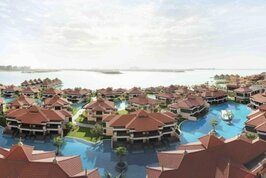 Anantara Dubai The Palm Resort & Spa - Spojené arabské emiráty, Jumeirah