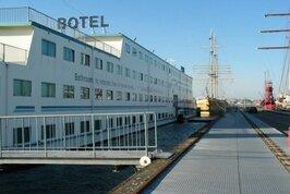 Amstel Botel - Nizozemsko, Amsterdam