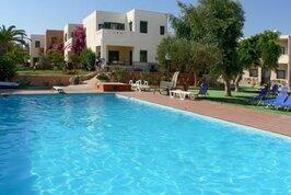 Kritzas Beach Bungalows & Suites - Řecko, Heraklion