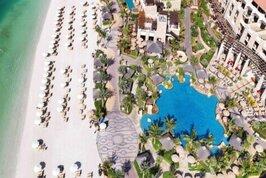 Sofitel Dubai The Palm Resort & Spa - Spojené arabské emiráty, Palmový ostrov