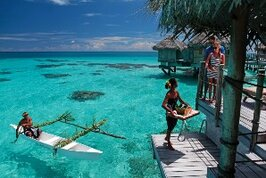Tikehau Pearl Beach Resort - Francouzská polynésie, Tikehau