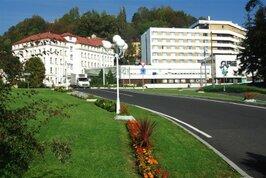 Lázeňské sanatorium Curie - Česká republika, Jáchymov