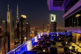 Four Points by Sheraton Sheikh Zayed Road Dubai - Spojené arabské emiráty, Dubaj