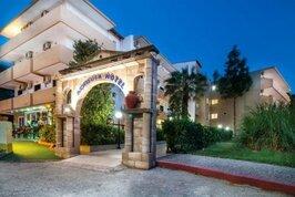 Achousa Hotel Apartments - Řecko, Faliraki