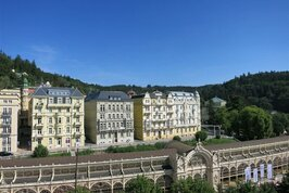 Hotel Kriváň - Česká republika, Mariánské Lázně