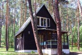 Chata Pod Bílým Kamenem - Česká republika, Máchovo jezero