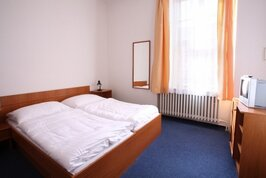 Hotel U Černého Orla - Česká republika, Telč