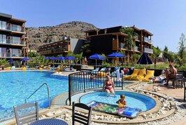 Hotel Medblue Lardos - Řecko, Lardos