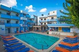 Hotel Sunshine - Řecko, Malia