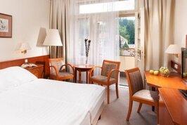 Lázeňský hotel Palace - Česká republika, Luhačovice