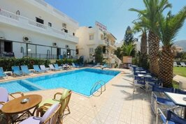 Ilios Apartments - Řecko, Malia