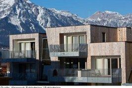 Apartmány Alpenrock
