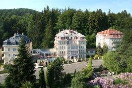Lázeňská léčebna Mánes - Česká republika, Karlovy Vary