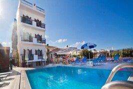 Arcadi Hotel - Řecko, Malia