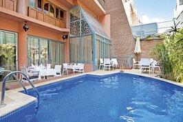 Hotel le Caspien - Maroko, Marrákeš