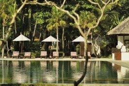 Bungalovy Belmond Jimbaran Puri Bali