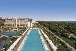 Regnum Carya Golf & Spa Resort - Turecko, Belek