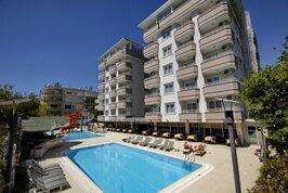 Bonaparte Sealine Hotel - Turecko, Alanya