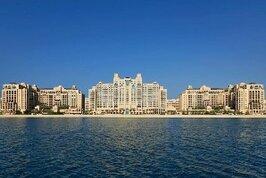 Fairmont The Palm, Dubai - Spojené arabské emiráty, Palmový ostrov