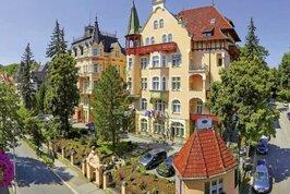 Hotel Smetana - Česká republika, Karlovy Vary
