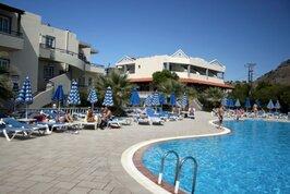 El Vita Apartments - Řecko, Lardos