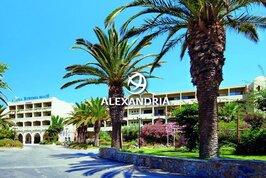 Aquila Rithymna Beach Hotel - Řecko, Rethymno
