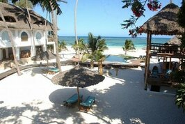 WaterLovers Resort - Keňa, Diani Beach