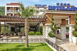 Hotel Acd Wellness & Spa - Černá Hora, Herceg Novi