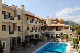 Maliatim Apartments - Řecko, Malia