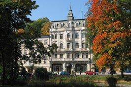 Hotel Polonia - Česká republika, Mariánské Lázně