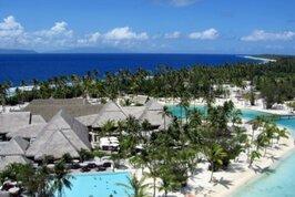 InterContinental Thalasso-Spa Bora Bora - Francouzská polynésie, Bora Bora