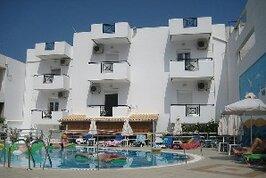 Irilena Apartments - Řecko, Malia