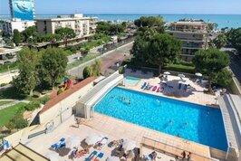 Pierre & Vacances Residence Heliotel Marine - Francie, St-Laurent-du-Var