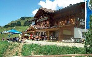 Horská chata Fermeda