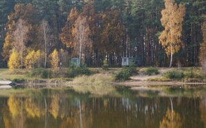 Maringotka Stříbrný rybník
